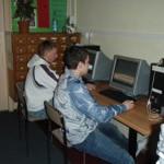 Centrum komputerowe w bibliotece